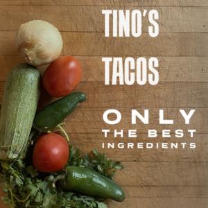 Tino's Tacos Facebook post